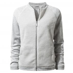 Bella Jacket Soft Grey Marl