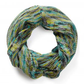 Womens Wensleydale Snood Charcoal