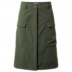 NosiLife Miro Skirt Parka Green
