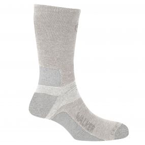 Womens Walking Sock Sodium Quarry Grey