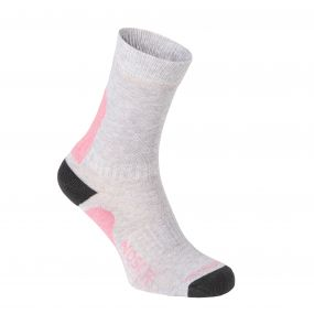 NosiLife Adventure Sock Soft Grey Marl