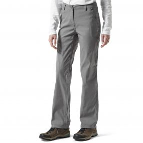Kiwi ProLite Stretch Trousers Platinum
