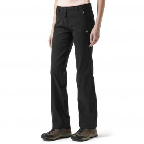 Kiwi ProLite Stretch Trousers Black