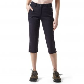 Kiwi Pro Stretch Crops II Dark Navy