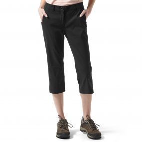 Kiwi Pro Stretch Crops II Black