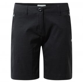 Kiwi Pro Stretch Shorts Black