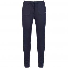 Kiwi Trekking Pants Soft Navy