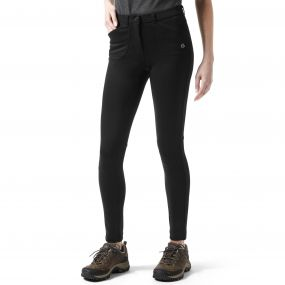 Kiwi Trekking Pants Black