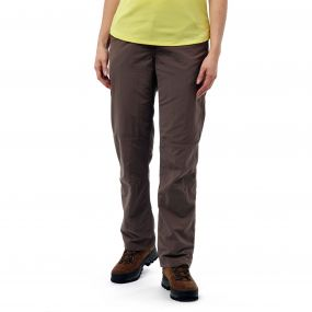 Insect Shield Trousers Cafe Au Lait