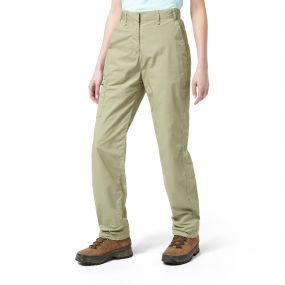 Kiwi II Pants Bush Green
