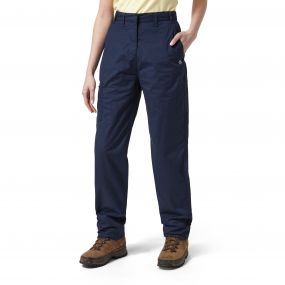 Kiwi II Trousers Soft Navy