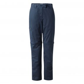 Kiwi II Convertible Pants Soft Navy