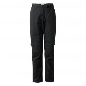 Kiwi II Convertible Pants Black