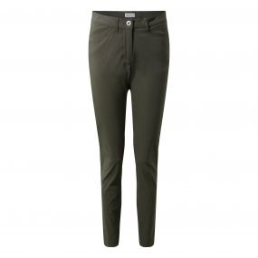 Adventure Trousers Mid Khaki