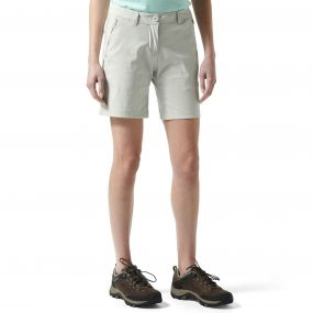 Kiwi Pro II Shorts Dove Grey