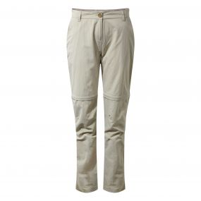 Insect Shield Zip-Off Pants Desert Sand