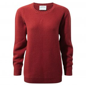 Anja Sweater Redwood