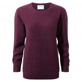 Anja Sweater Winterberry