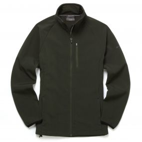 Expert Softshell Jacket Dark Green