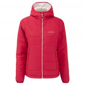 CompressLite Packaway Jacket Candy Red