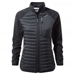 Voyager Hybrid Jacket Black