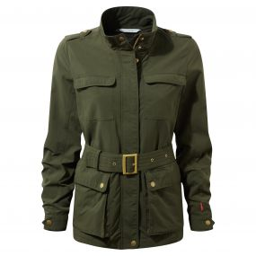 NosiLife Adventure Jacket Parka Green