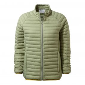 Venta Lite II Jacket Bush Green