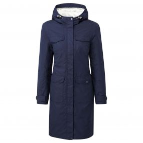 Emley Jacket Night Blue