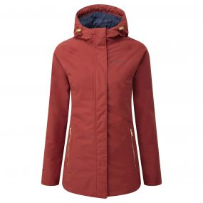 Agetha Gore-Tex Jacket Redwood