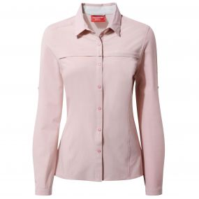 NosiLife Pro Long-Sleeved Shirt Blossom Pink