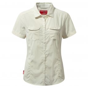 NosiLife Adventure Short-Sleeved Shirt Sea Salt