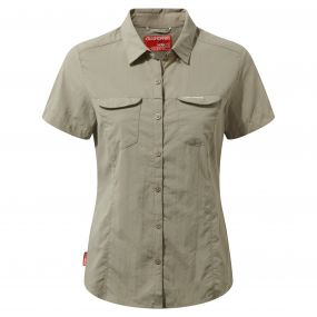 NosiLife Adventure Short-Sleeved Shirt Mushroom