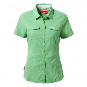 NosiLife Adventure Short-Sleeved Shirt Apple Tang