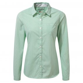 NosiLife Shona Long-Sleeved Shirt Apple Tang Combo