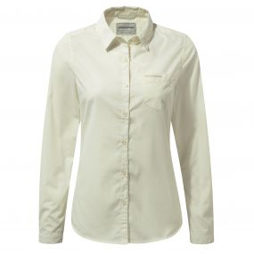 Kiwi Long-Sleeved Shirt Sea Salt