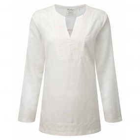 Clemence Long-Sleeved Top Calico