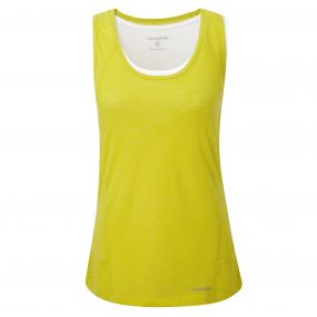 Pro Lite 3 in 1 Vest Yellow White