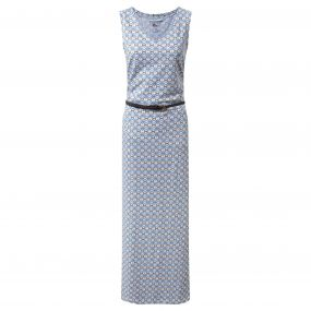 NosiLife Amiee Maxi Dress Bluebell Combo