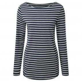 Fairview Tunic Soft Navy Combo