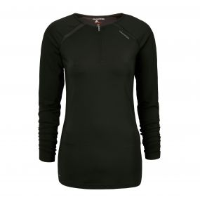 NosiLife Coast Long-Sleeved Top Charcoal