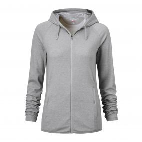 Insect Shield Sydney Top Soft Grey Marl