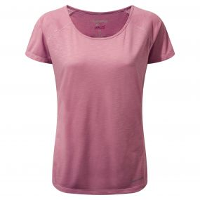 NosiLife Harbour Short-Sleeved Top English Rose