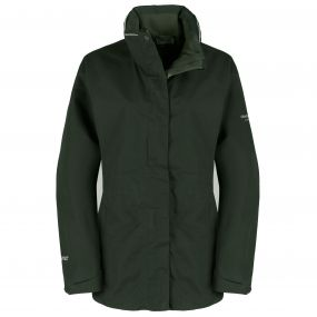 Expert Womes Kiwi GORE-TEX Jacket Dark Green