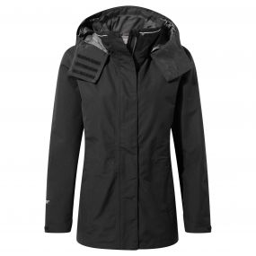 Expert Womes Kiwi GORE-TEX Jacket Black