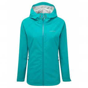 Sienna GORE-TEX Jacket Bright Turquoise