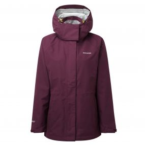 Marissa Gore-Tex Interactive Jacket Dark Rioja Red