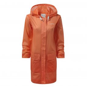 Tulla Jacket Bright Papaya