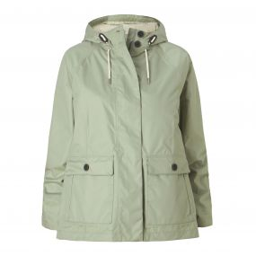 Victoria Jacket Bush Green