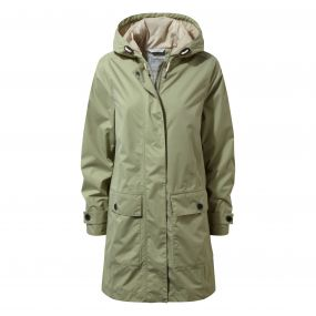 Kylie Jacket Bush Green