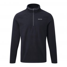 Corey III Half-Zip Fleece Dark Navy